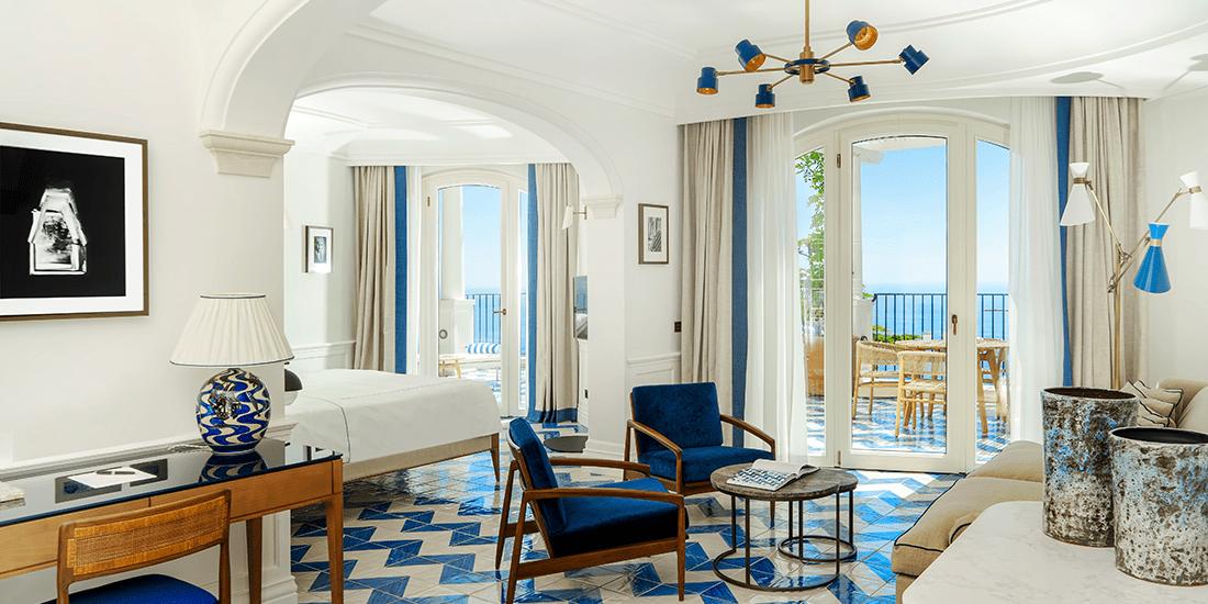 Amalfi Coast's first new luxury hotel in 15 years