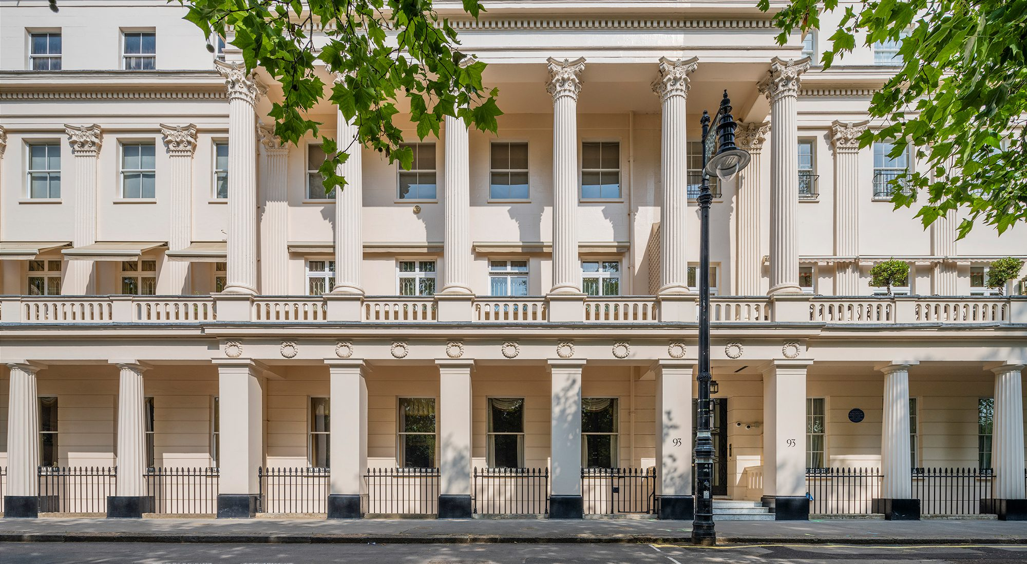 £23m Belgravia Residence and home of Prime Minister Stanley Baldwin for sale